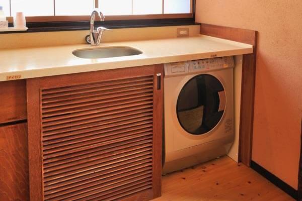 潺潺水声馆洗衣机