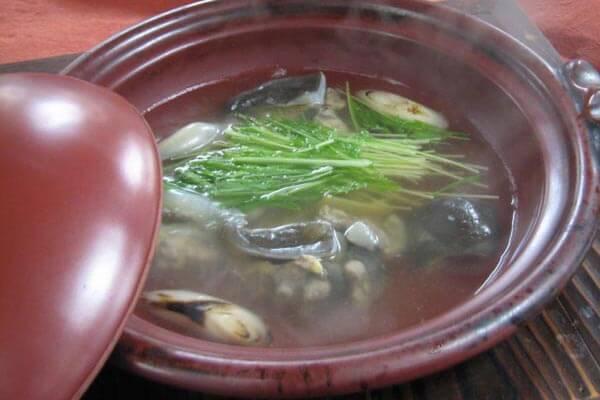 Dinner cook feelings set softshell turtle hotpot