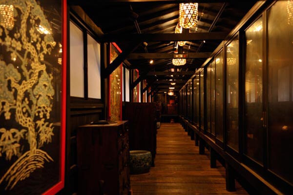 筒描kito时代衣柜回廊