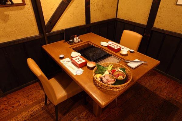 Small Hayashiya restaurant